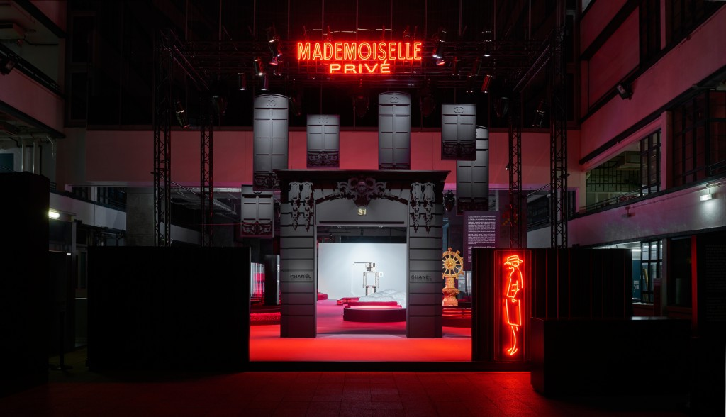 CHANEL-Madmoiselle-exhibition-in-Hong-kong