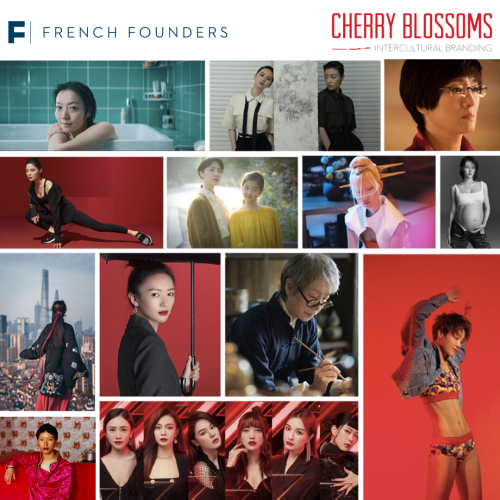 French Founders x Cherry Blossoms